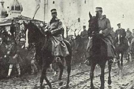 Η ΑΠΕΛΕΥΘΕΡΩΣΗ ΤΗΣ ΘΕΣΣΑΛΟΝΙΚΗΣ ΣΤΙΣ ΟΚΤΩΒΡΙΟΥ 1912