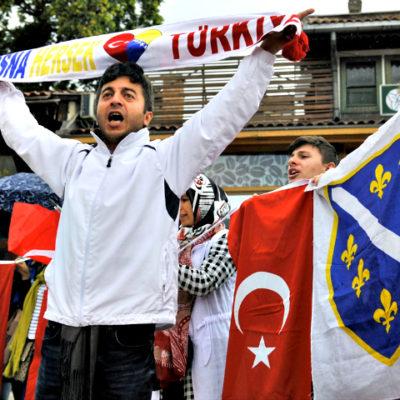 ΟΙ ΜΟΥΣΟΥΛΜΑΝΟΙ  (Bosniaks) ΘΕΩΡΟΥΝ ΤΗΝ ΒΟΣΝΙΑ/ ΕΡΖΕΓΟΒΙΝΗ ΔΙΚΗ ΤΟΥΣ