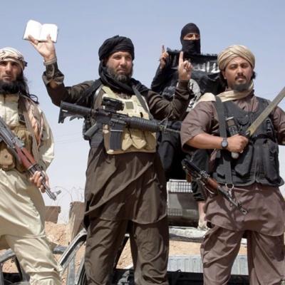 ΑΦΗΝΟΥΝ ΤΟΝ ISIS ΝΑ ΑΛΛΑΖΕΙ ΣΤΡΑΤΗΓΕΙΑ !!!