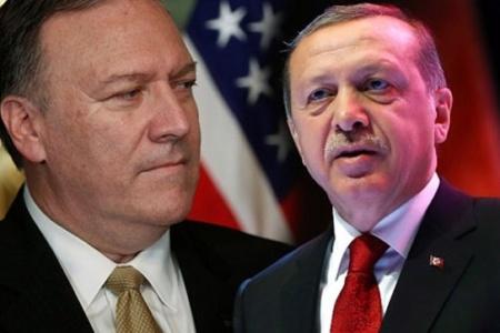 Ήρθε η Ώρα ο Ερντογάν να Λήξει την Πορεία του – Σταθμός  η Αλλαγή ΥΠΕΞ των ΗΠΑ