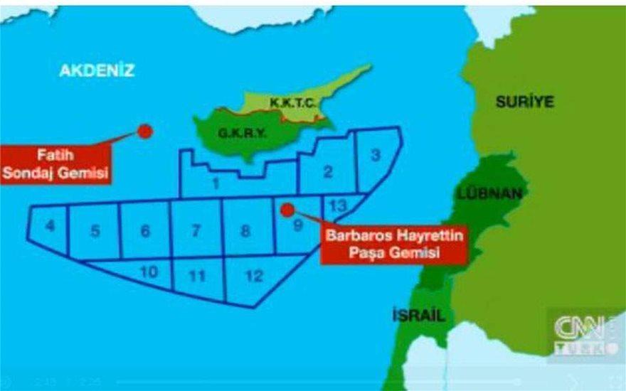 Ευρύτερες Τουρκικές προκλήσεις στην Ανατολική Μεσόγειο. Η κρίσιμη περίπτωση του Καστελόριζου ./ΑΡΘΡΟ ΑΠΟ ΤΥΠΟ ΤΗΣ ΚΥΡΙΑΚΗΣ