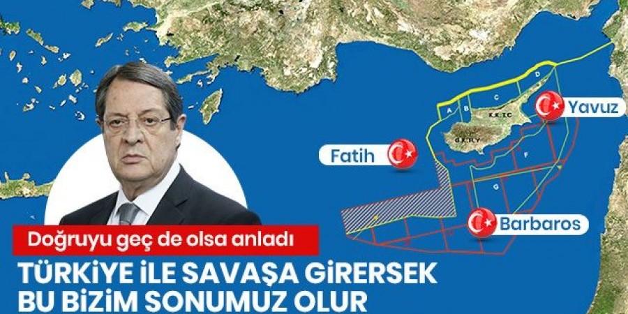Τανγκό εθνικού ακρωτηριασμού, αν η Ελλάδα υποκύψει στην Τουρκία