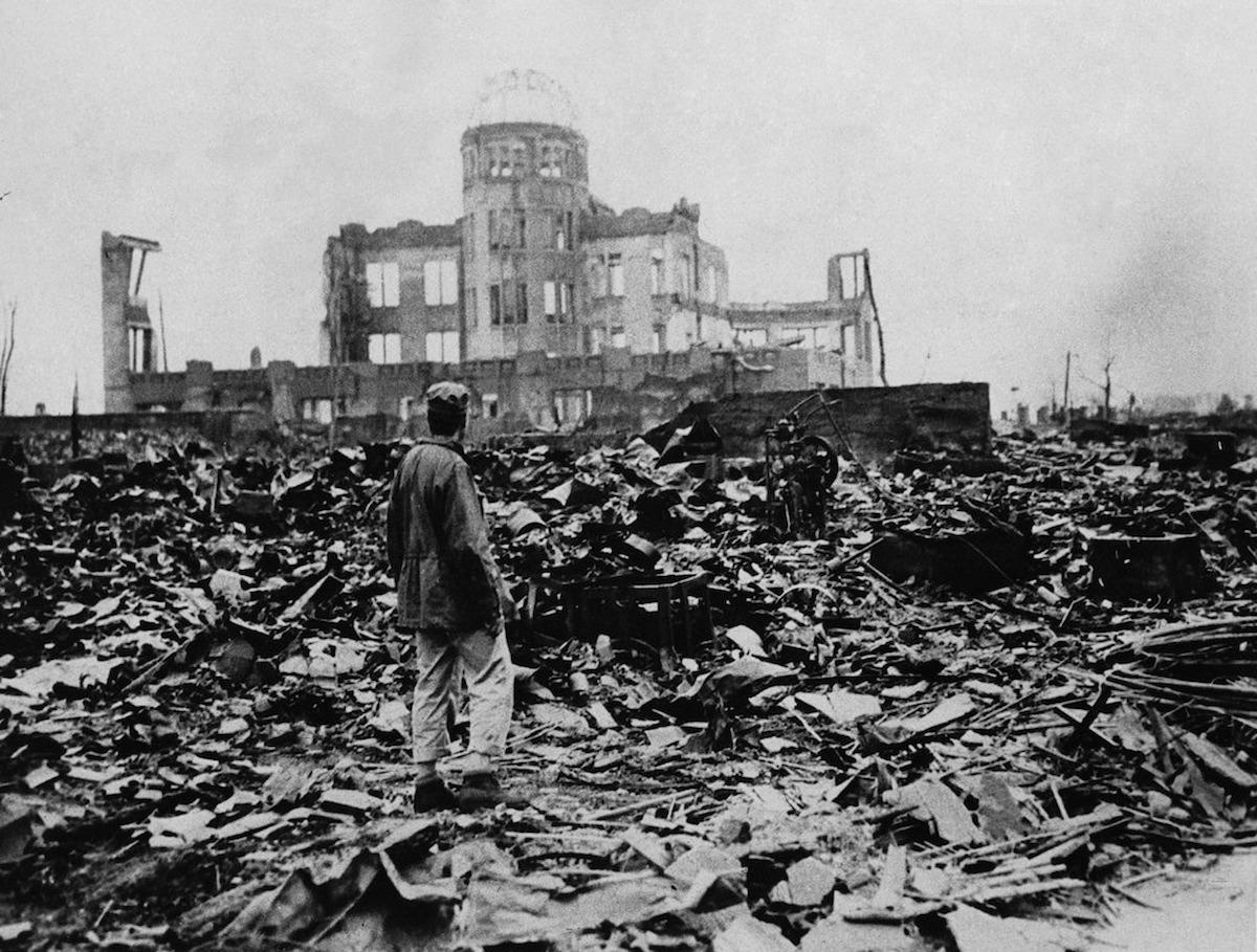 Συμπληρώνονται 75 χρόνια από την ρίψη της πρώτης ατομικής βόμβας στην Χιροσίμα/Επισημάνσεις.