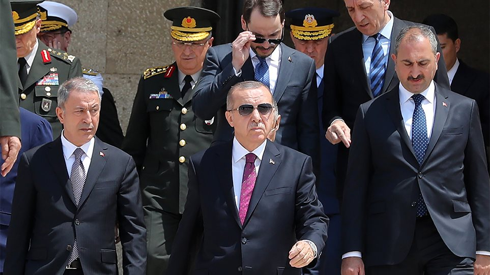 Ερντογάν και Μουσουλμανική Αδελφότητα…..και αγκαλιές με Ιράν.