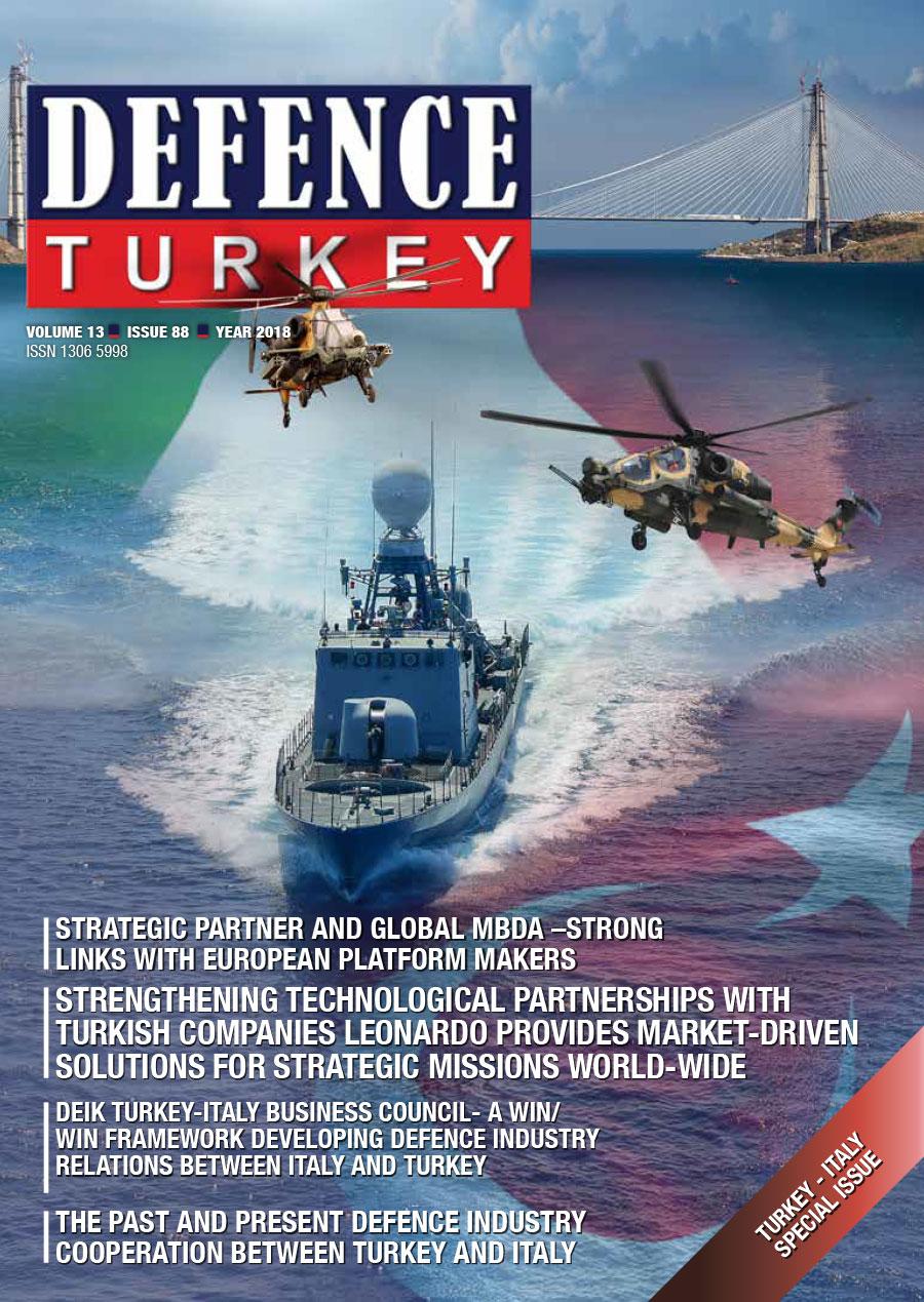 Τα κυριότερα εξοπλιστικά προγράμματα της Άγκυρας και οι ευρωπαϊκές προεκτάσεις τους(τρέχοντα)